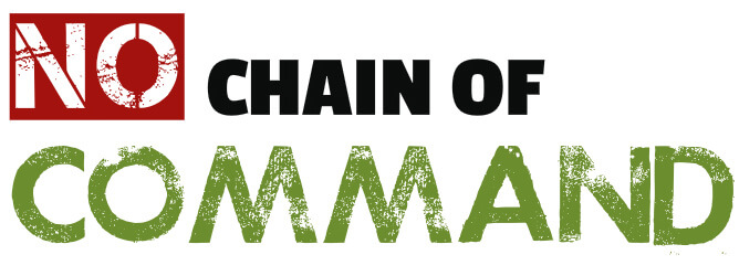 No chain of command