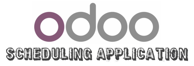 Odoo Scheduling Application