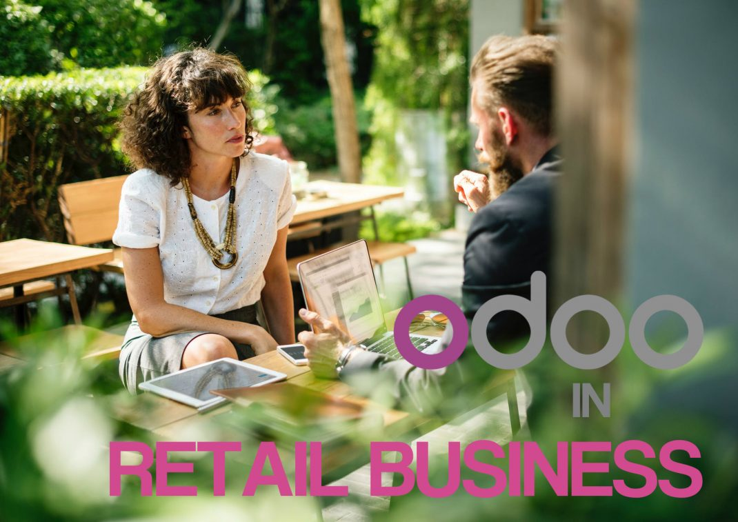 Odoo in retail business