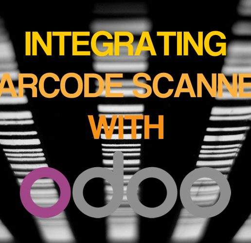 Integrating a Warehouse Barcode Scanner into your Odoo Management Software.