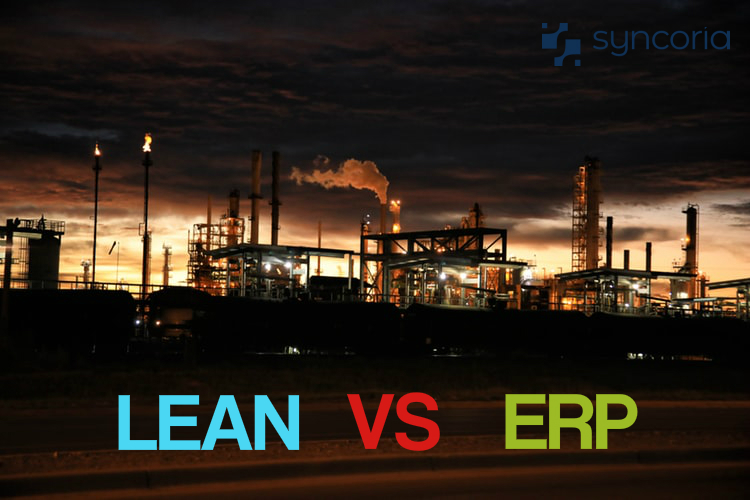 Lean vs ERP: Can They Work Together?