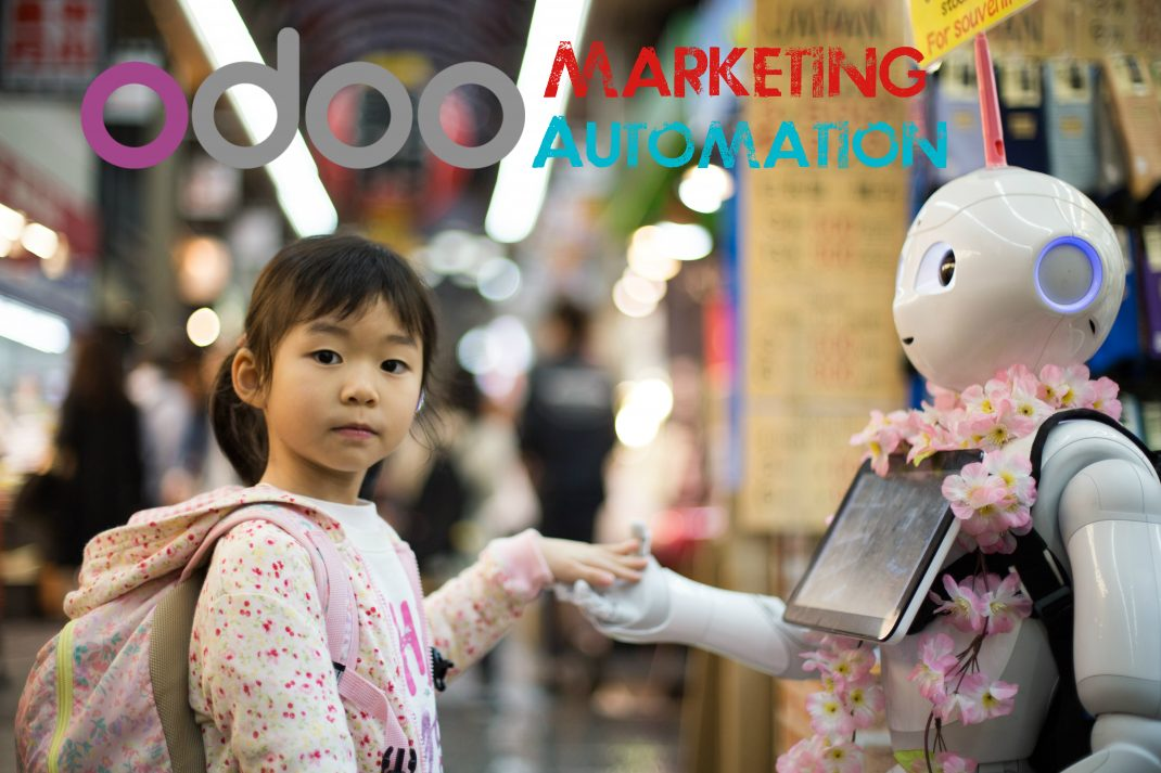 Achieve the Ultimate Growth and see Fast Results with Odoo's Marketing Automation
