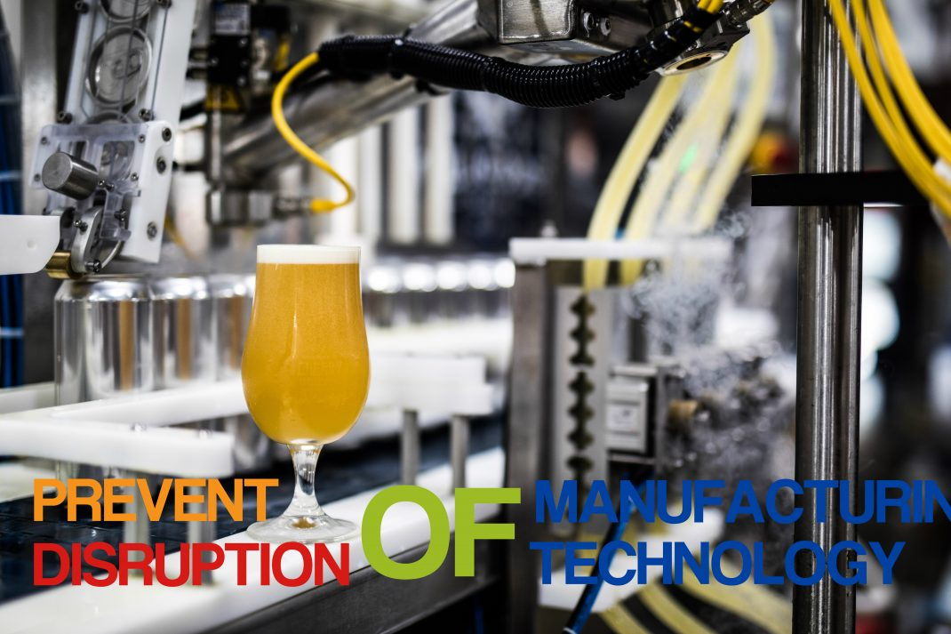 How To Prevent Disruption of Manufacturing Technology From Happening Using Odoo