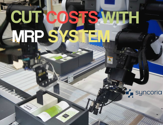 How to Push Down Manufacturing Overhead Using MRP System