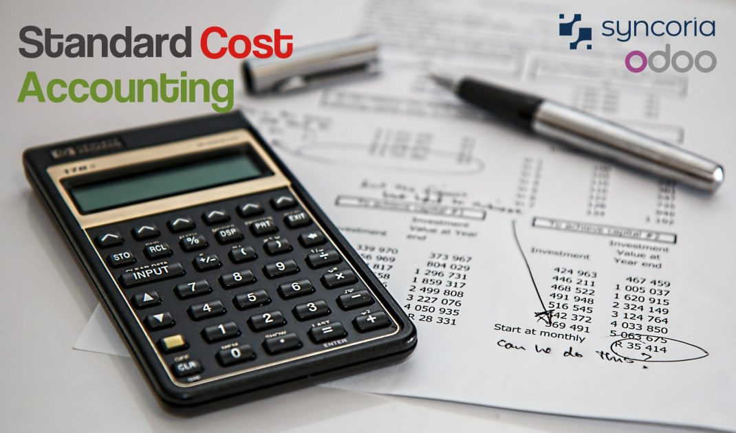Standard Cost Accounting in Determining the Estimate Versus Actual