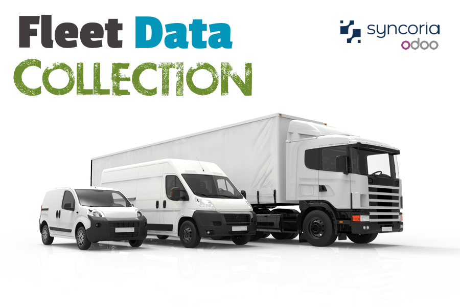 Fleet Data Collection With Odoo