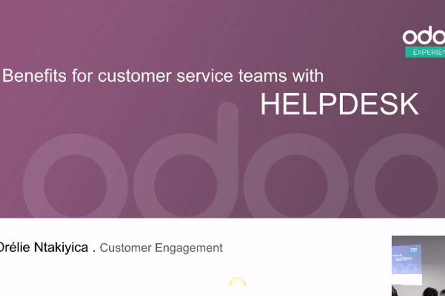 Odoo Customer Service Helpdesk