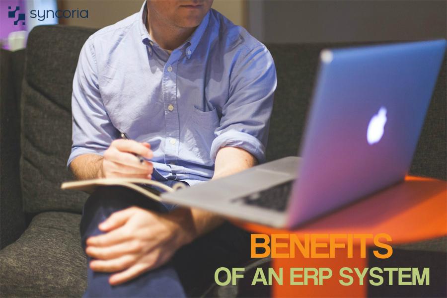 12 Primary Business Benefits of an ERP System