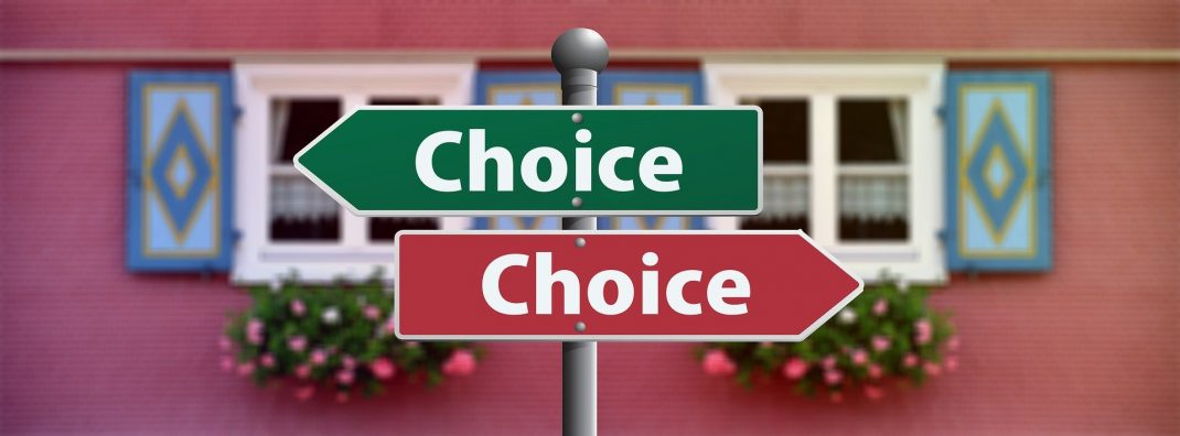 choices to help make a decision