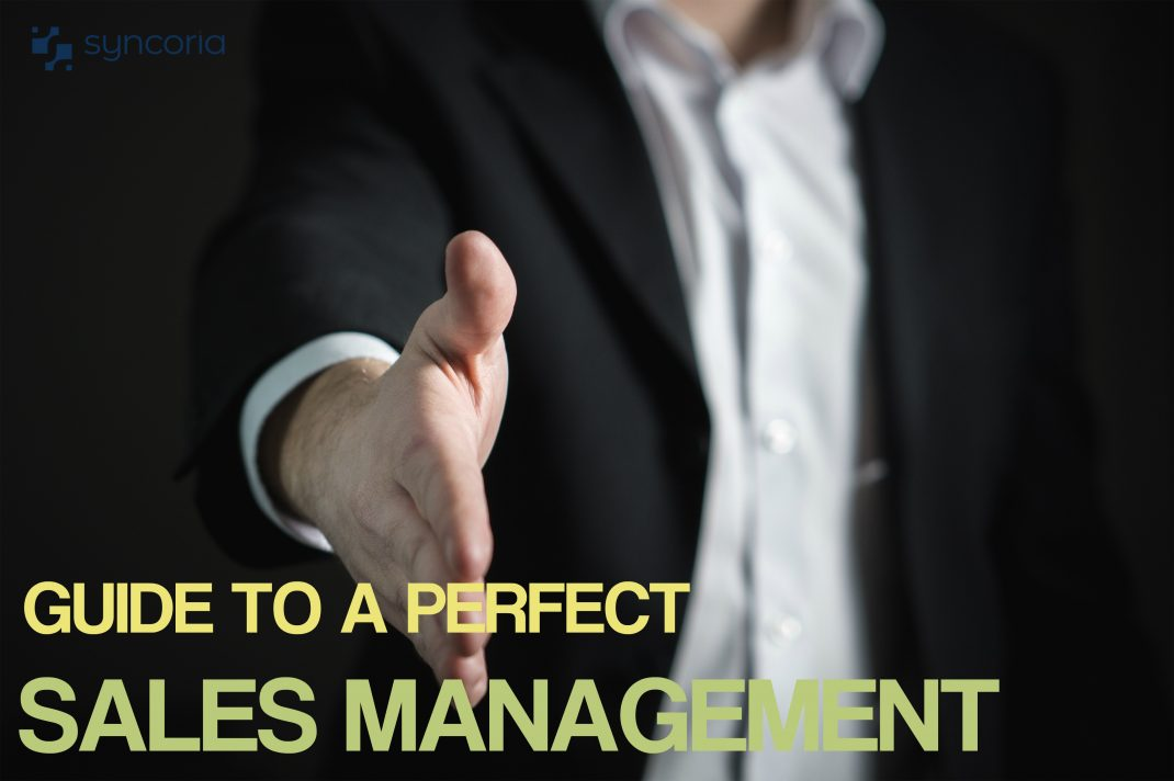 Guide To A Perfect Sales Management