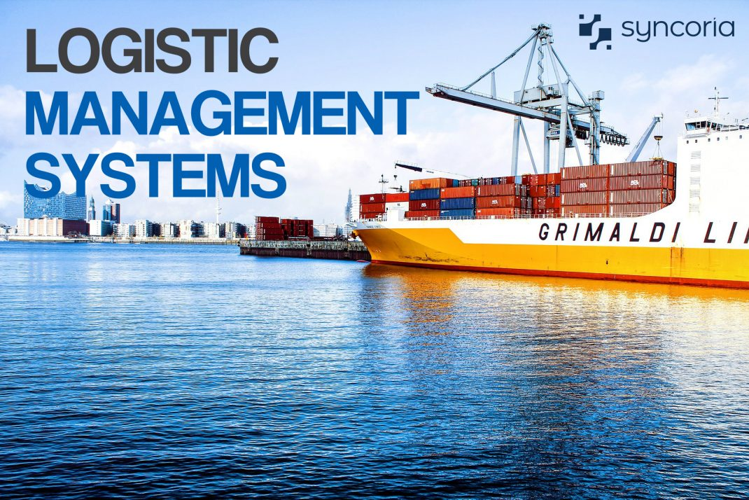 Logistic Management System Features