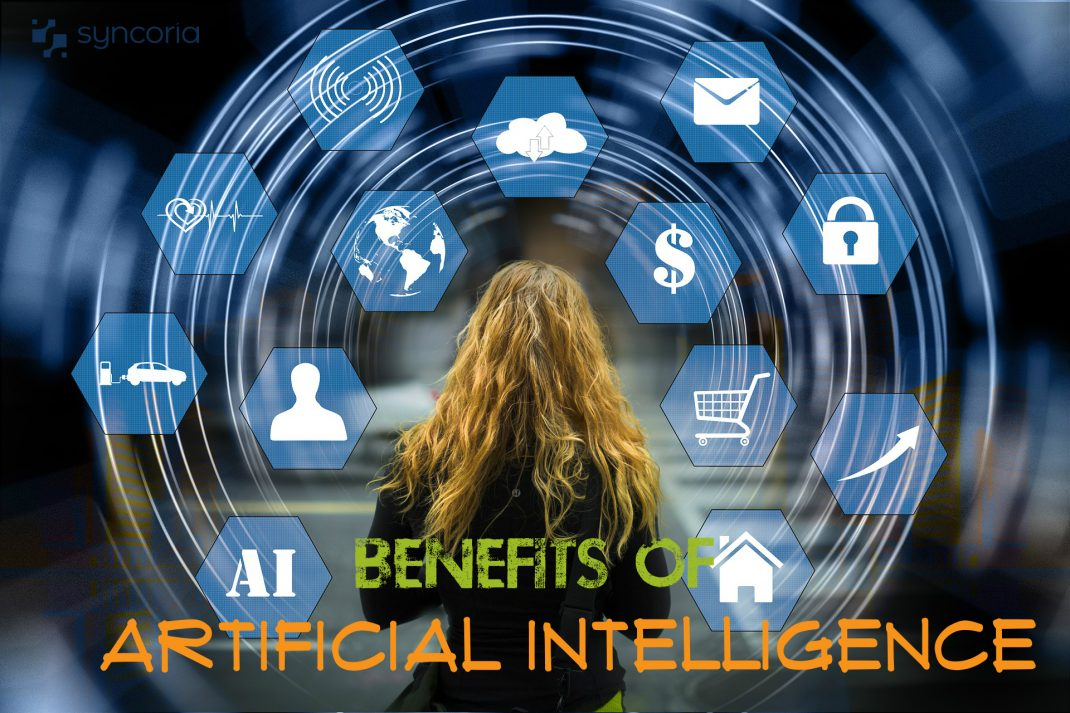 Business Benefits Of Artificial Intelligence
