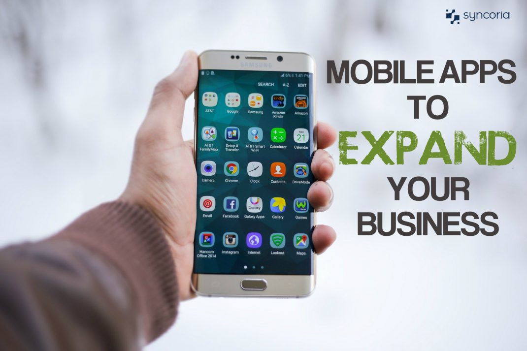 How to Market Your Products or Services Through Mobile Apps