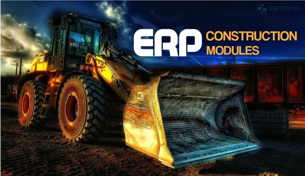 8 Construction ERP Modules You Need To Know