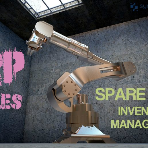 Perfect MRP Modules For Spare Parts Inventory Management