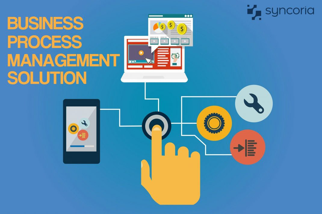 Business Process Management Solution with ERP System