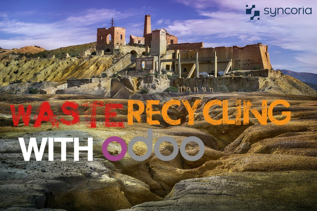 Waste Recycling Integration with Odoo Inventory