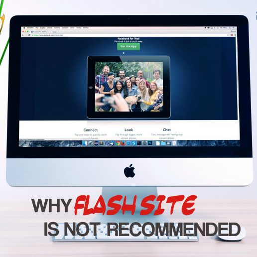 Reasons Why a Flash Site Is Not Recommended Today