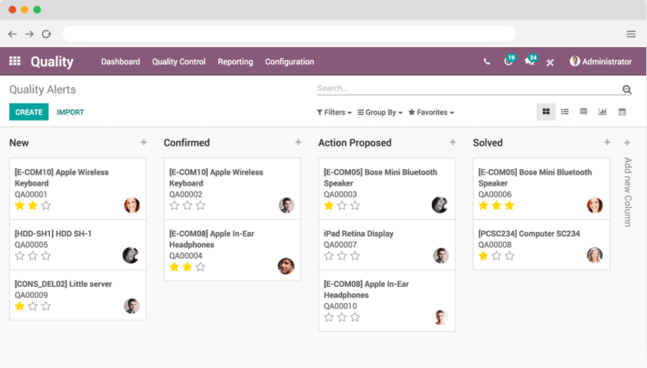 1.6 - How Can I Use Odoo Modules for Manufacturing Planning? - Syncoria Inc.