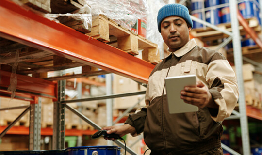 Odoo for Inventory Control and Management