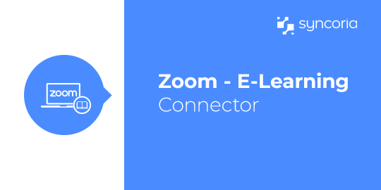 Zoom - E-Learning Connector