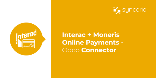 Interac + Moneris Online Payments(Hosted) - Odoo Connector