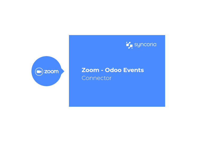 Zoom - Odoo Events Connector